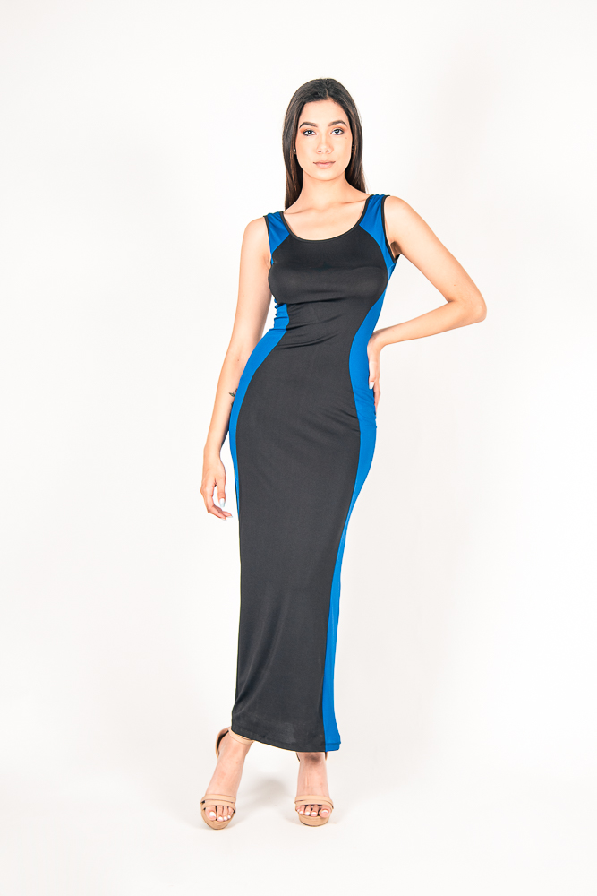 Maxidress Curva