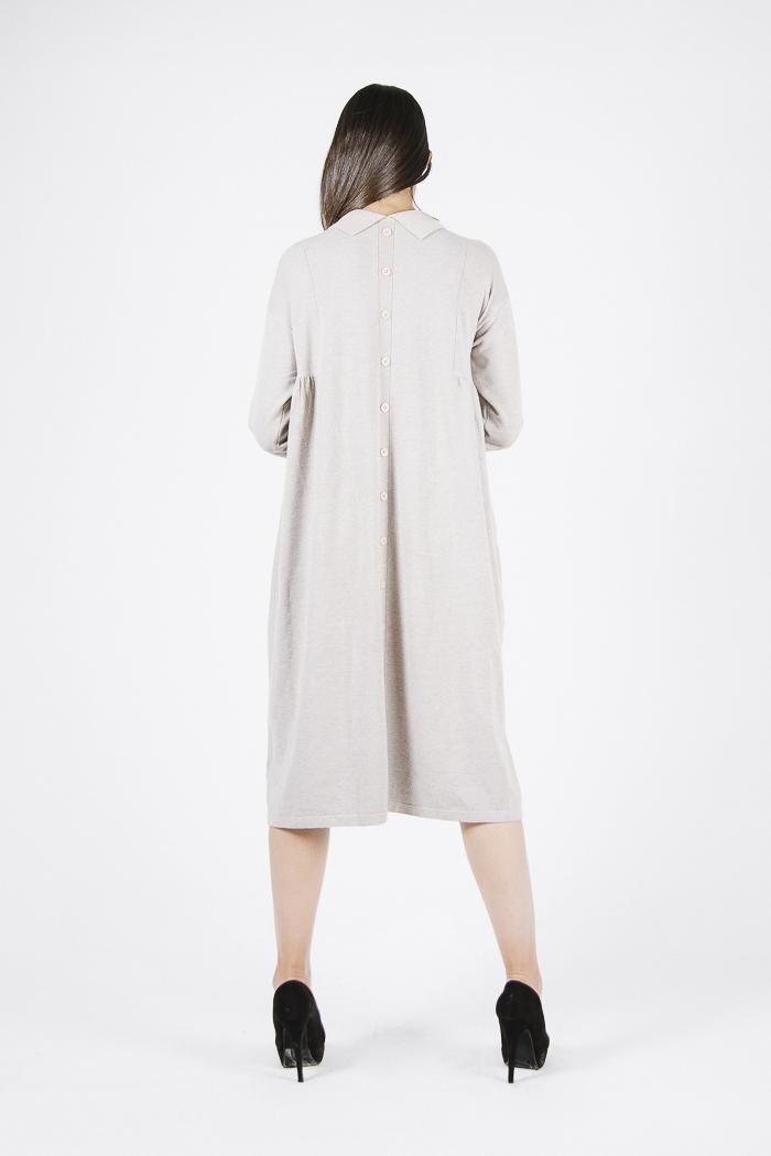 Vestido Chaleco Cuello