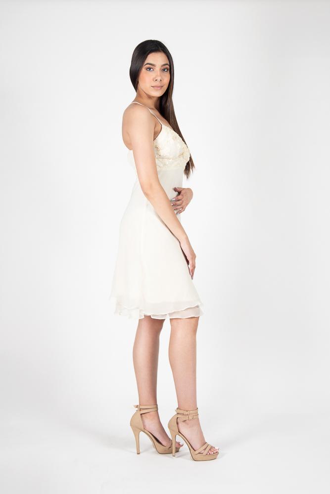 Vestido Tiras