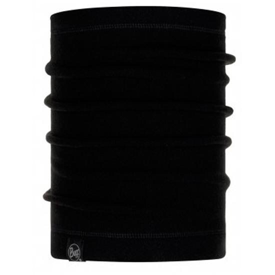 Polar Neckwarmer Solid Black