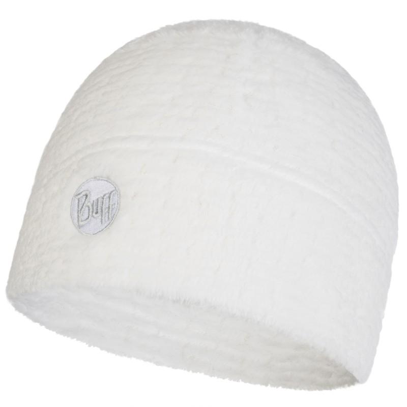 Gorro polar térmico BUFF Solid White