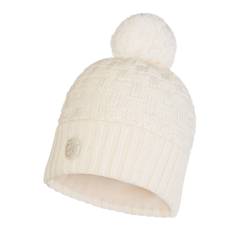 Gorro tricot y polar BUFF Airon Cru