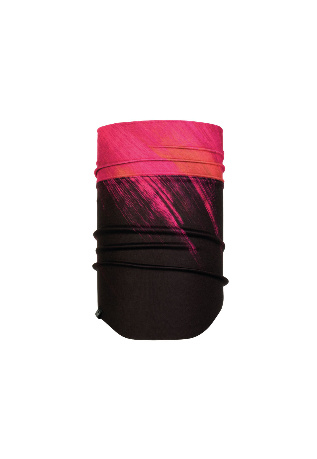 Windproof Neckwarmer Solar Wind Pink