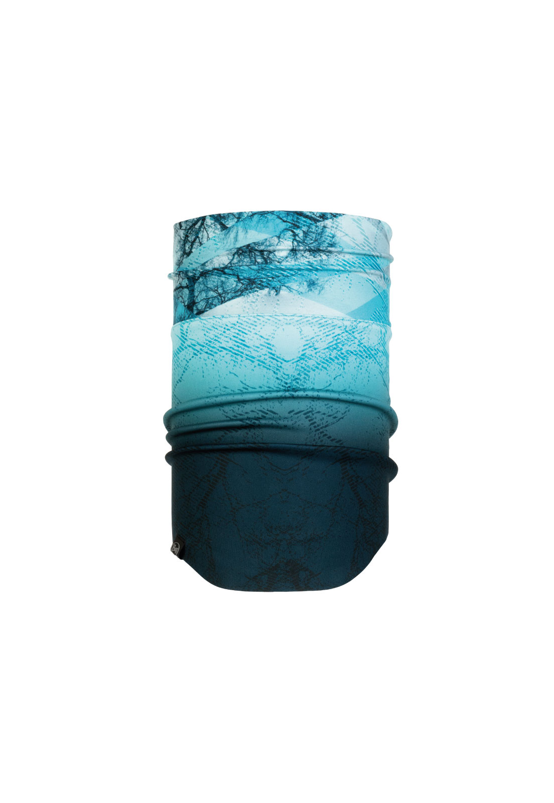 Windproof Neckwarmer Mist Aqua