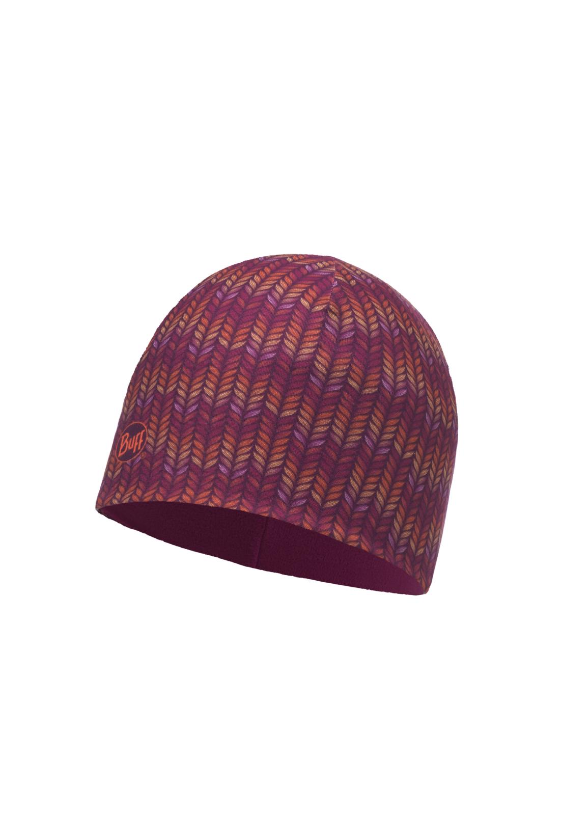 Microfiber & Polar Hat Junior Spike Deep Grape / Mardi Grape