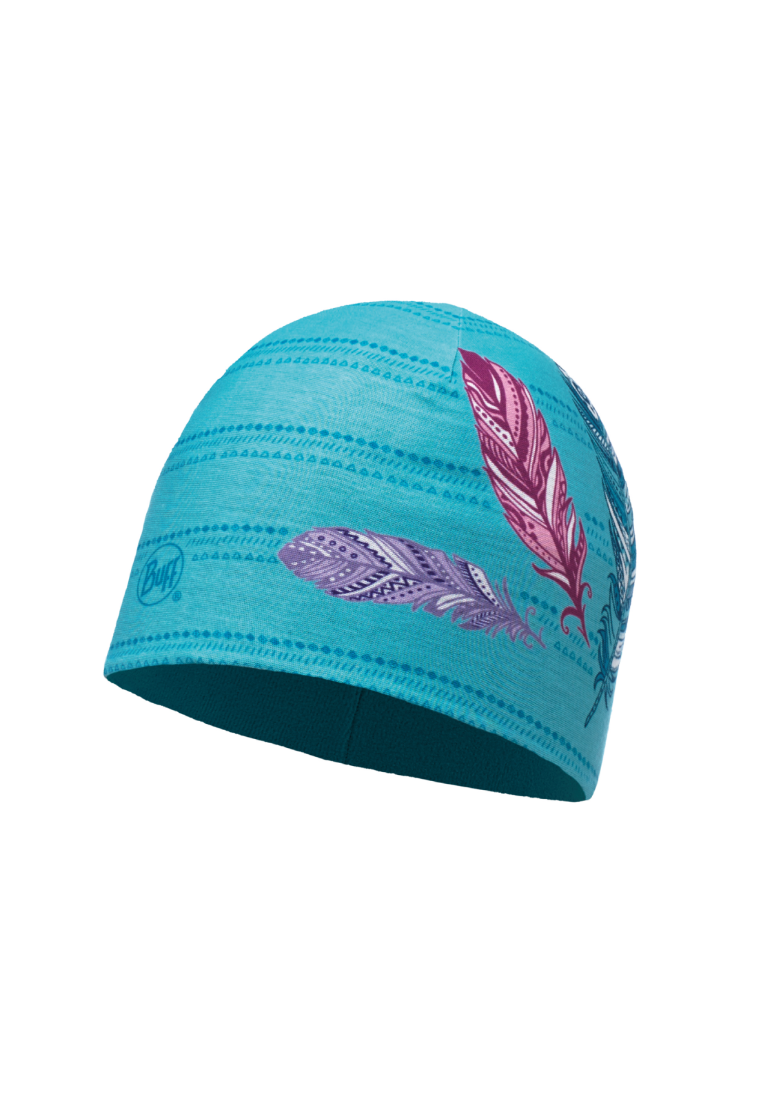 Microfiber & Polar Hat Junior Feathers Pool / Ocean