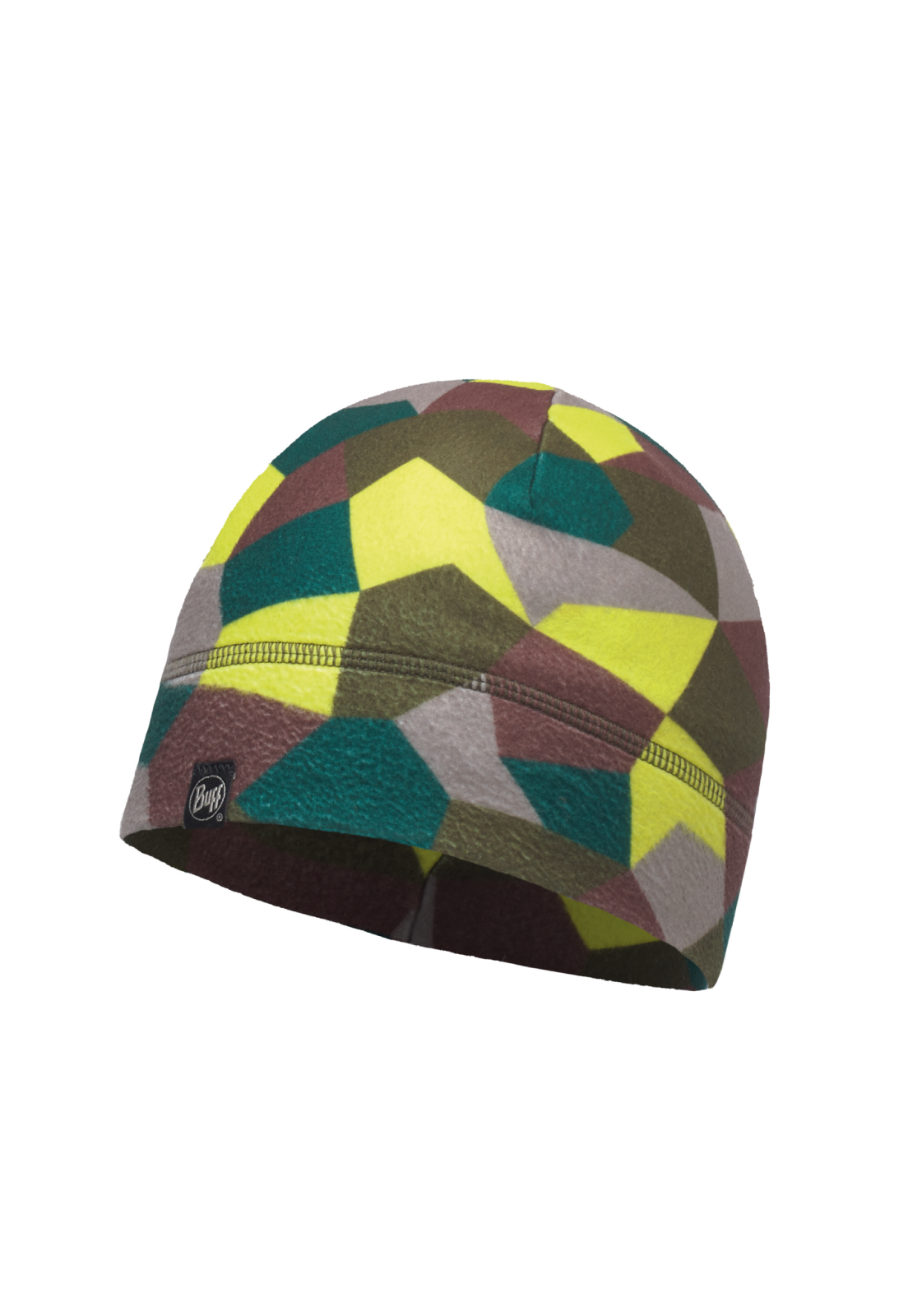 Polar Hat Jr & Child Block Skull Khaki / White