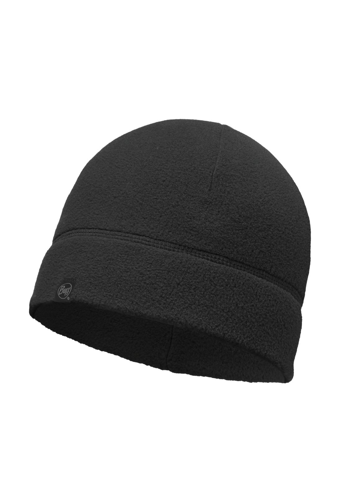 Kids Polar Hat Solid Black