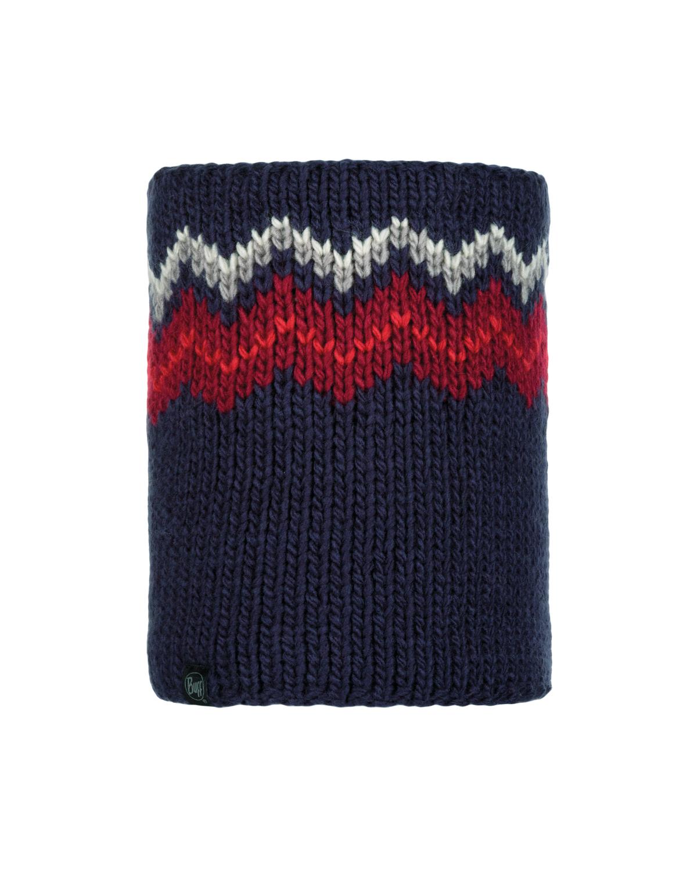 Knitted & Polar Neckwarmer Danke Night Blue