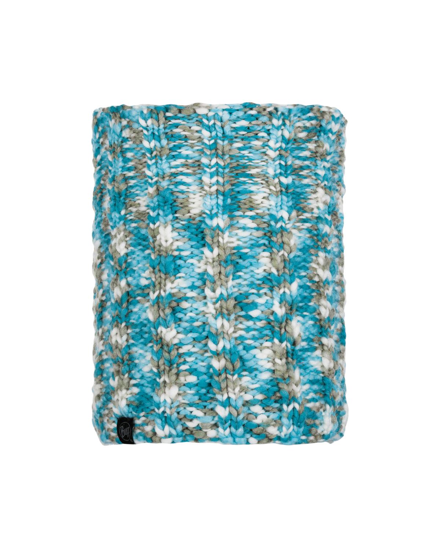 Knitted & Polar Neckwarmer Livy Aqua