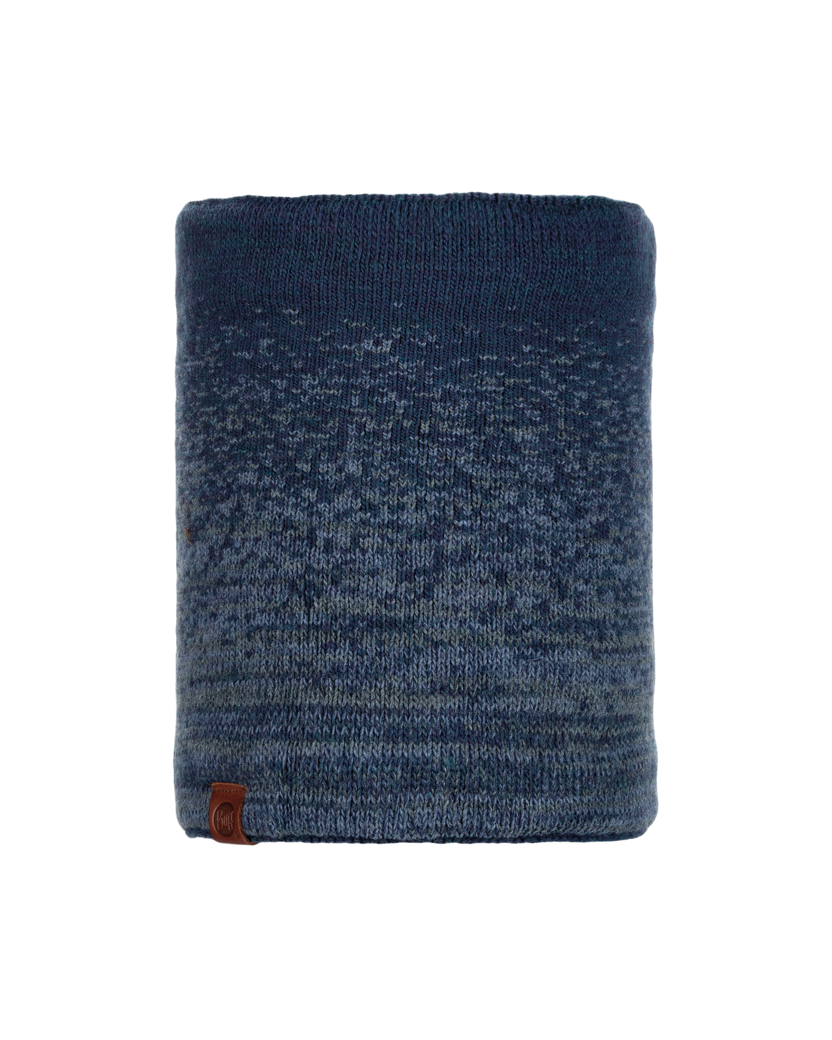 Knitted & Polar Neckwarmer Valter Navy
