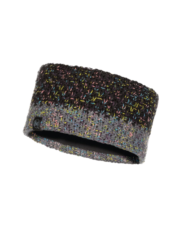 Knitted & Polar Headband Janna Black