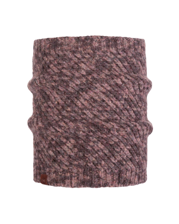 Knitted Neckwarmer Comfort Karel Heather Rose