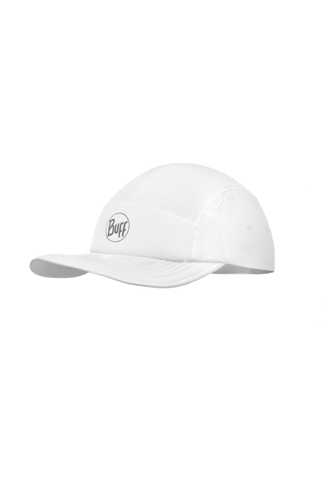 Run Cap Solid White