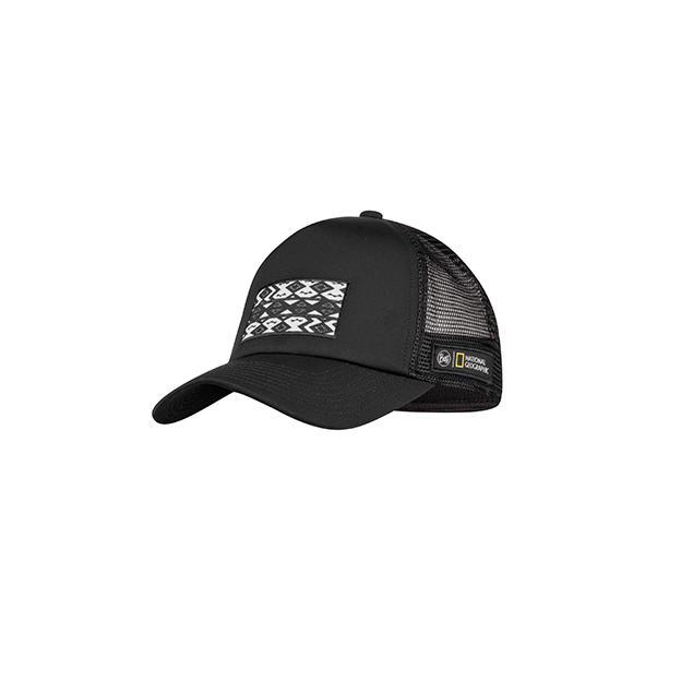 Jockey BUFF Trucker Cap Thabo Black