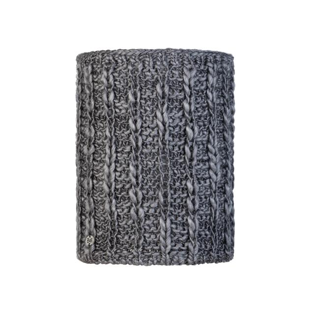 Knitted Neckwarmer Comfort Liv Pebble Grey
