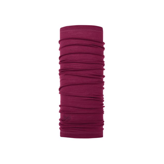 LW Merinowool Solid Purple Raspberry