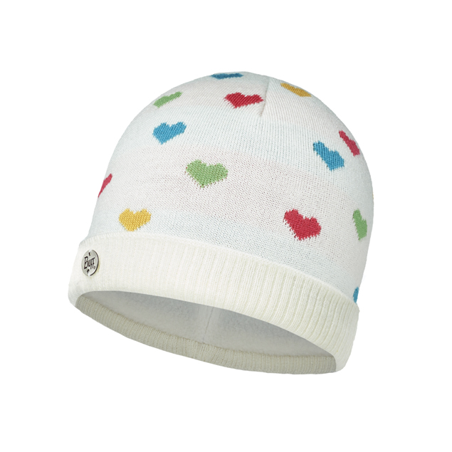 Child Knitted & Polar Hat Core Starwhite
