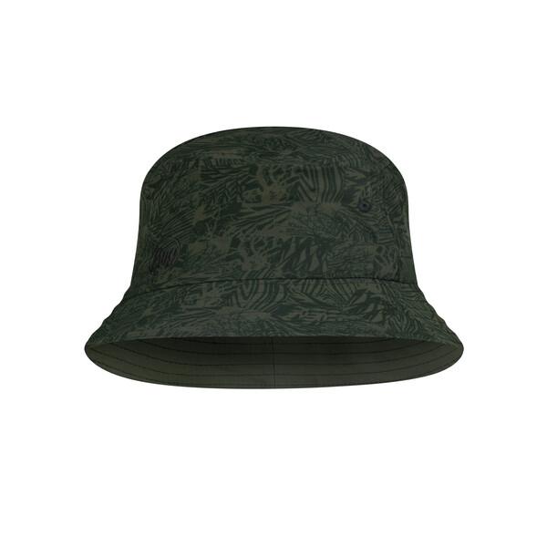Trek Bucket Hat Checkboard Mos