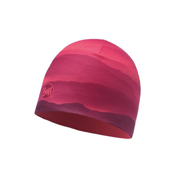 Microfiber Reversible Hat Soft Hills Pink Fluor