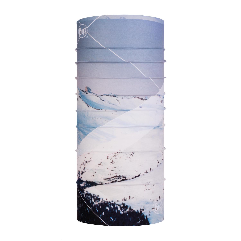 Bandana Buff Mountain Collection Original M-Blank Blue