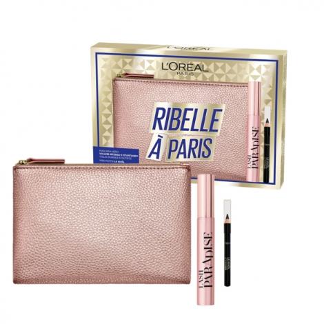 L'OREAL PARIS Kit Mascara Lash Paradise Ribelle à Paris