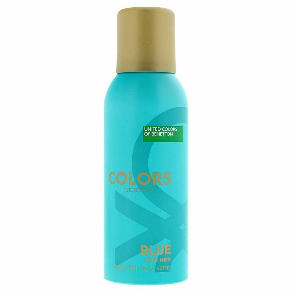 Benetton Colors de Benetton Blue Deodorante Spray 150ml