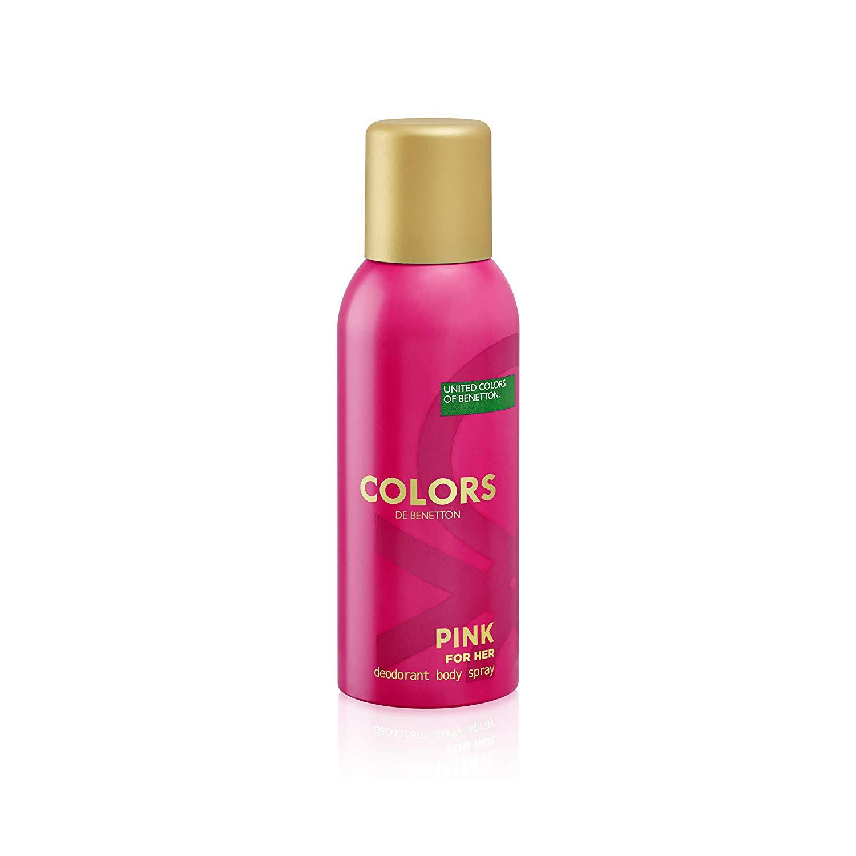 Benetton Colors de Benetton Pink Deodorante Spray 150ml