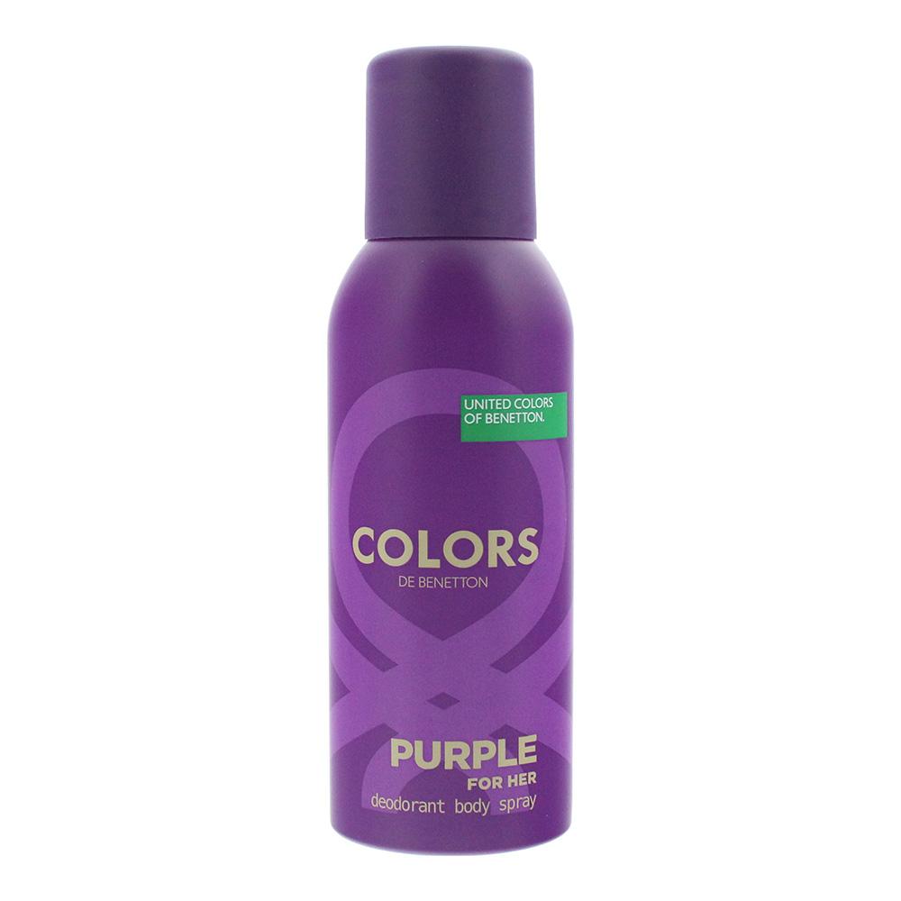Benetton Colors de Benetton Purple Deodorante Spray 150ml