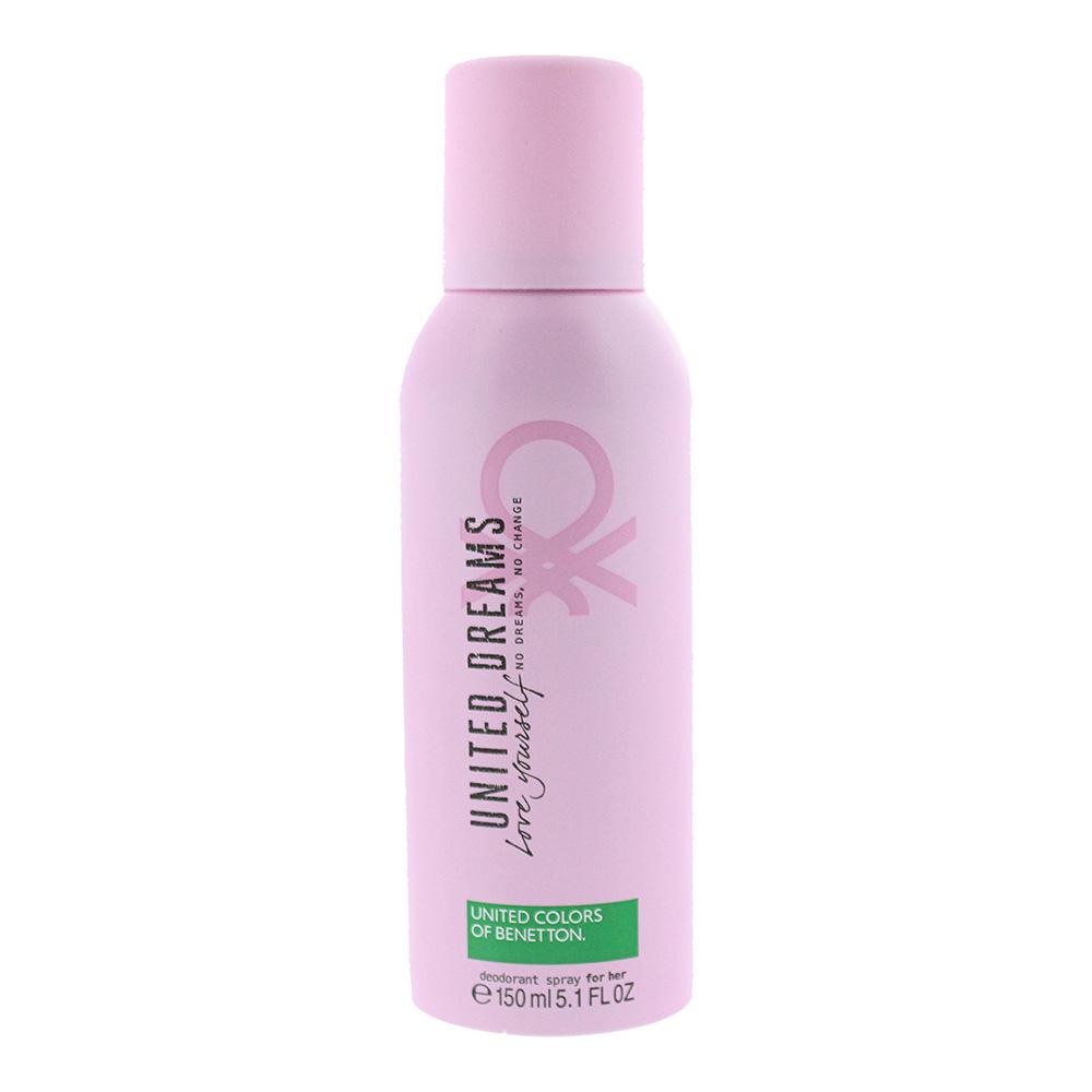 Benetton United Dreams Love Yourself Deodorante Spray 150ml