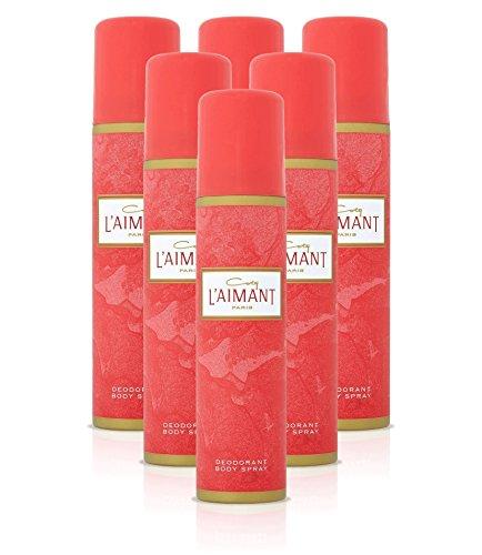 Coty L'Aimant Deodorante Spay Corpo 75ml