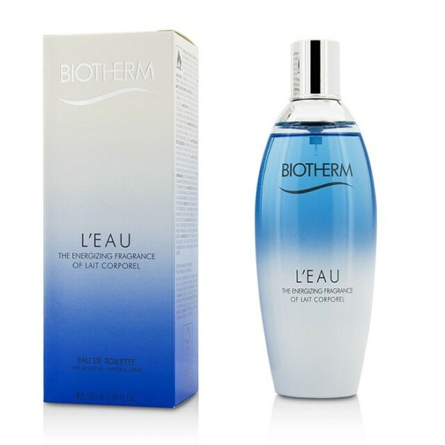 BIOTHERM L'EAU THE ENERGIZING FRAGRANCE OF LAIT CORPOREL EDT 100ML