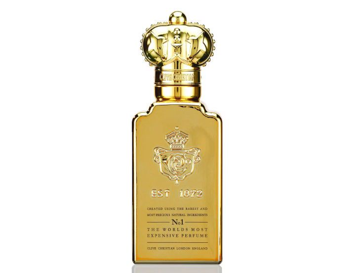 CHRISTIAN CLIVE N.1 WOMEN THE WORLDS MOST EXPENSIVE PARFUME EDP 50ML
