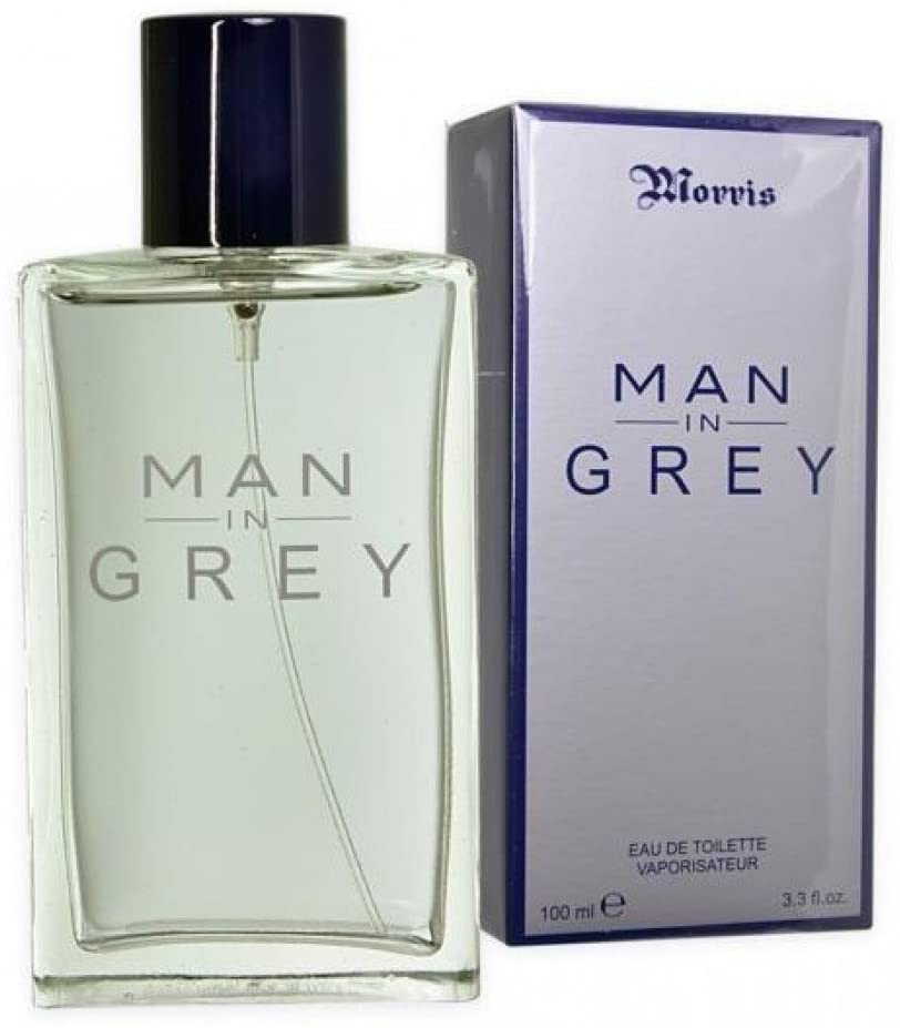 MORRIS MAN IN GREY EDT 100ML