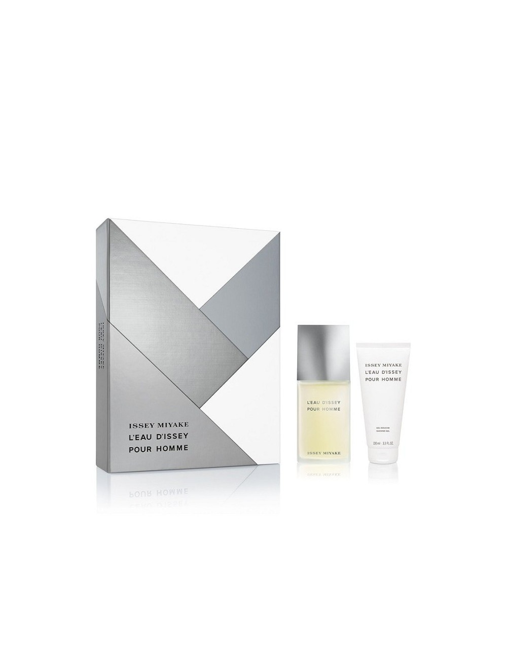 ISSEY MIYAKECOFANETTO L'EAU D'ISSEY POUR HOMME EDT 75ML - SHOWER GEL 100ML