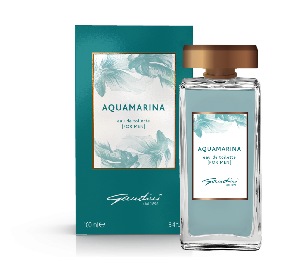 GANDINI ACQUA MARINA MEN EDT 100ML