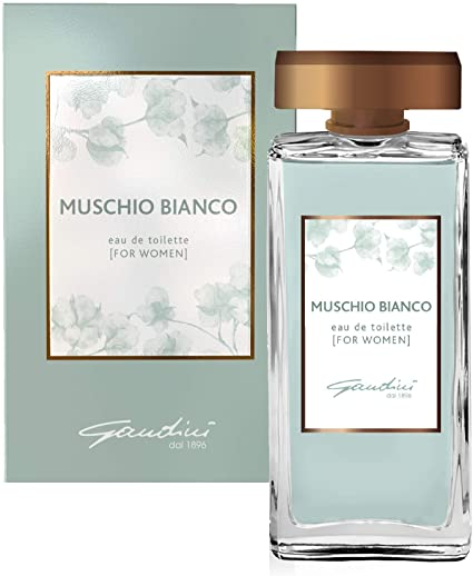 GANDINI MUSCHIO BIANCO WOMEN EDT 100ML