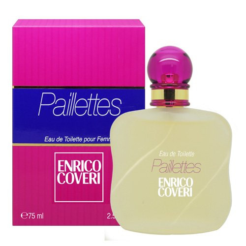 ENRICO COVERI PAILLETTES EDT 75ML