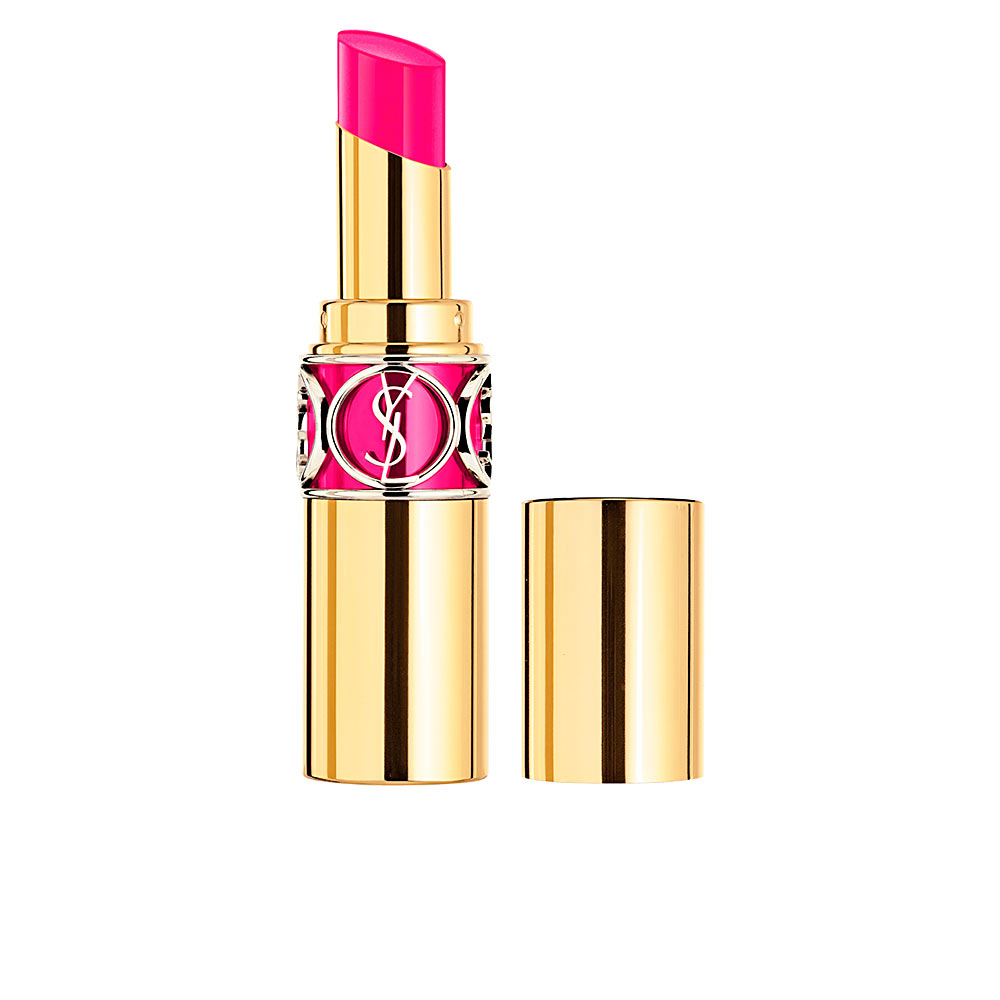 YVESSAINTLAURENT ROUGE VOLUPTE SHINE 50 FUCHSIA STILETTO