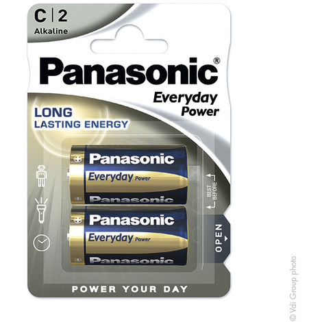 Panasonic Everyday Power LR14 - C 1.5V 9.36Ah