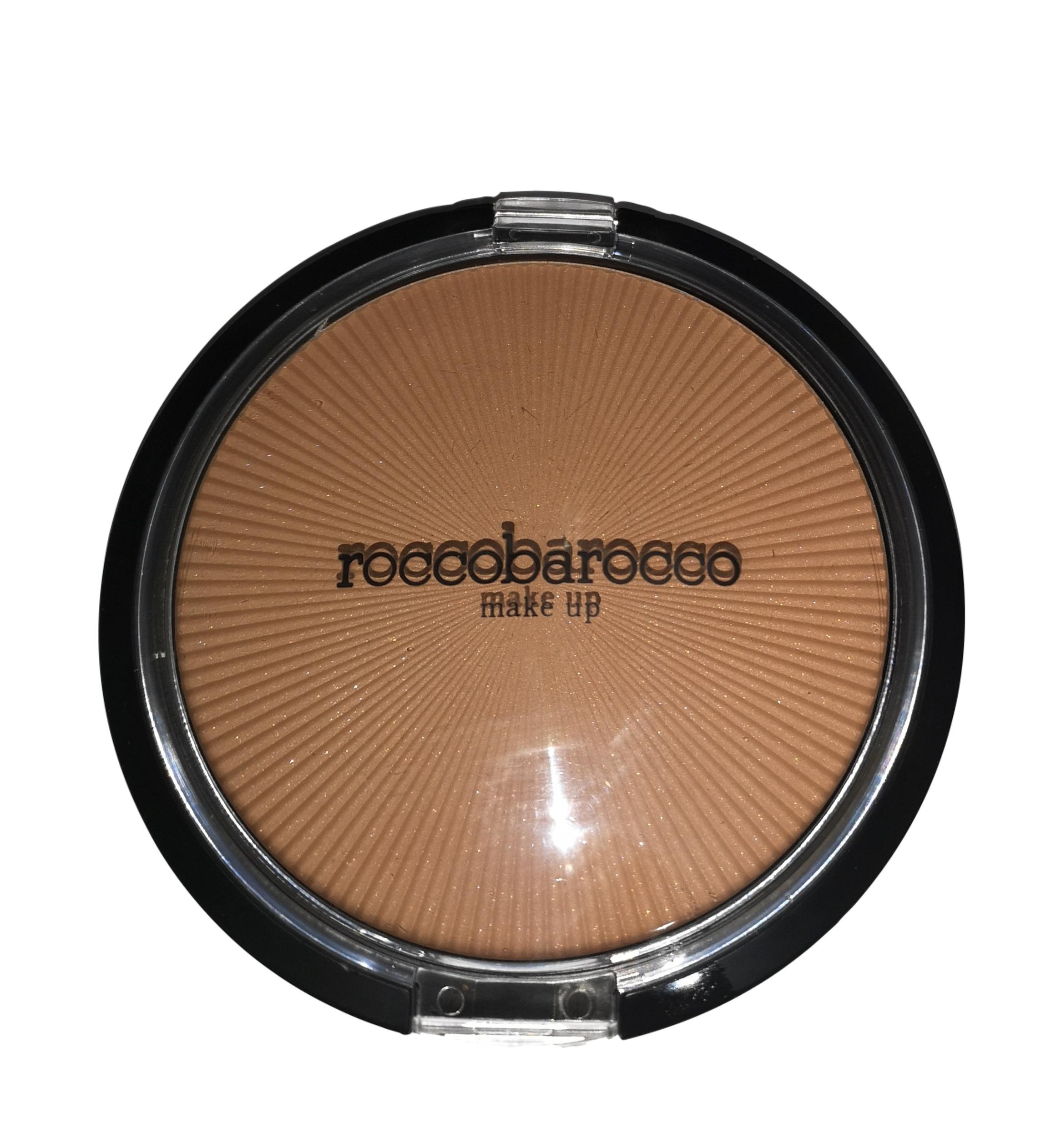 ROCCOBAROCO MAXI DESERT BRONZING POWDER N.022 Terra Compatta Effetto Abbronzante maxi-formato 35G