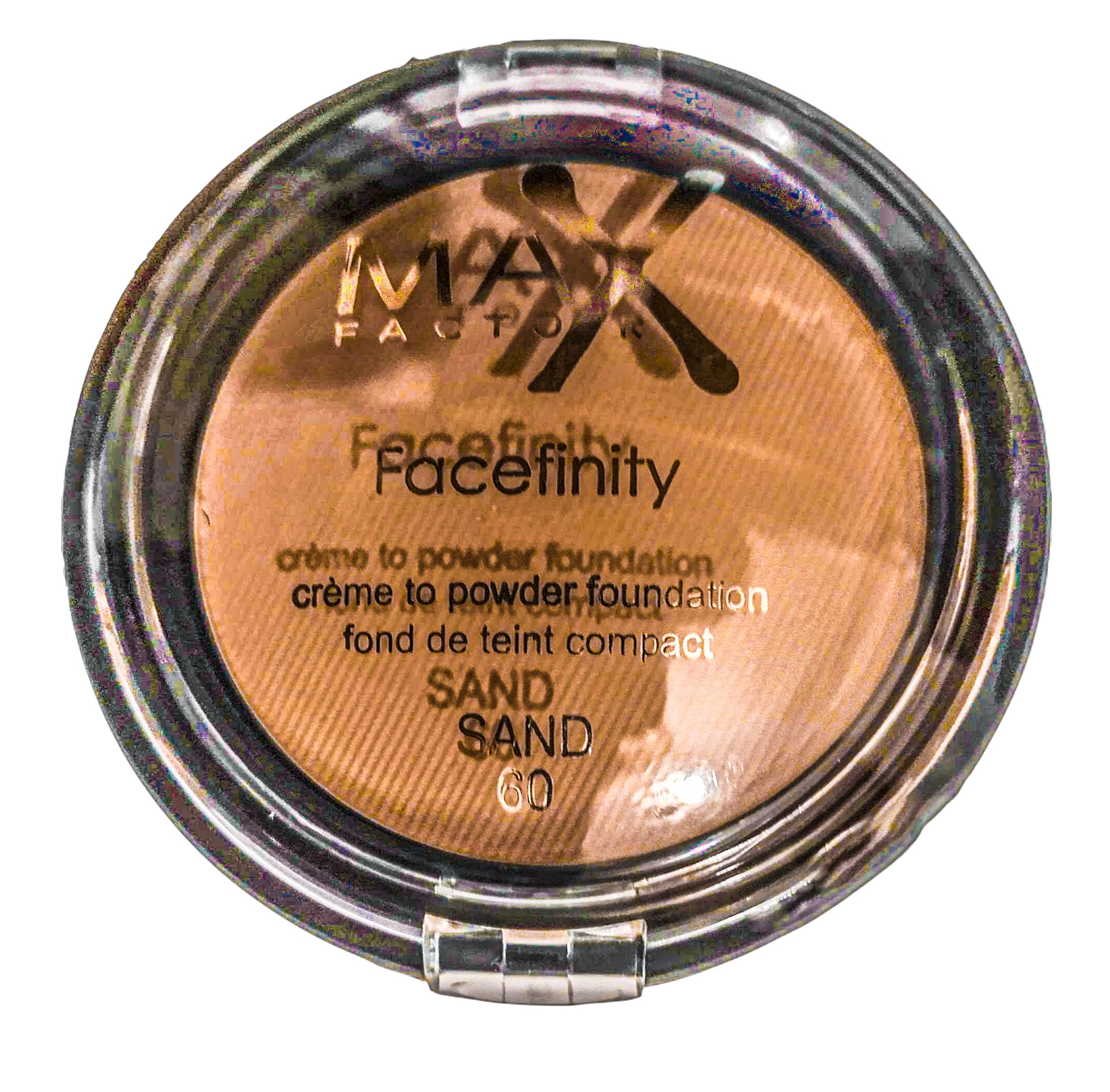 MAX FACTOR FACEFINITY SAND N.60 16G ANNO 2020