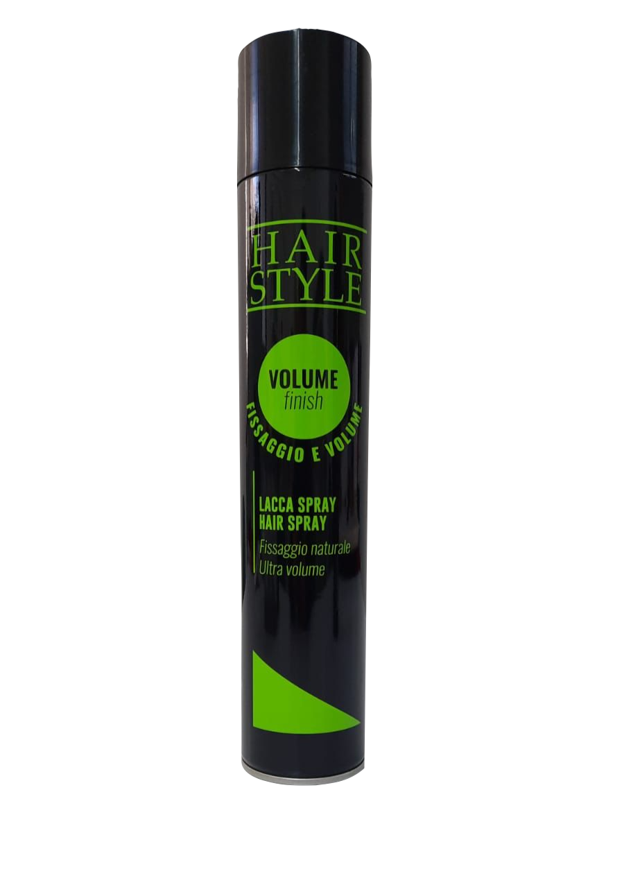 HAIRSTYLE LACCA VOLUME FINISH 500ML