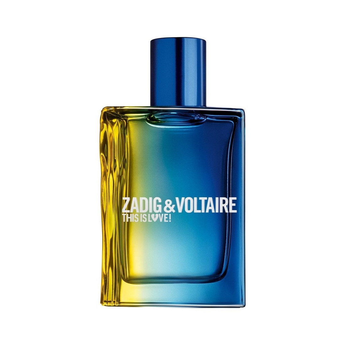ZADIG & VOLTAIRE THIS IS LOVE 100ML EDT MAN