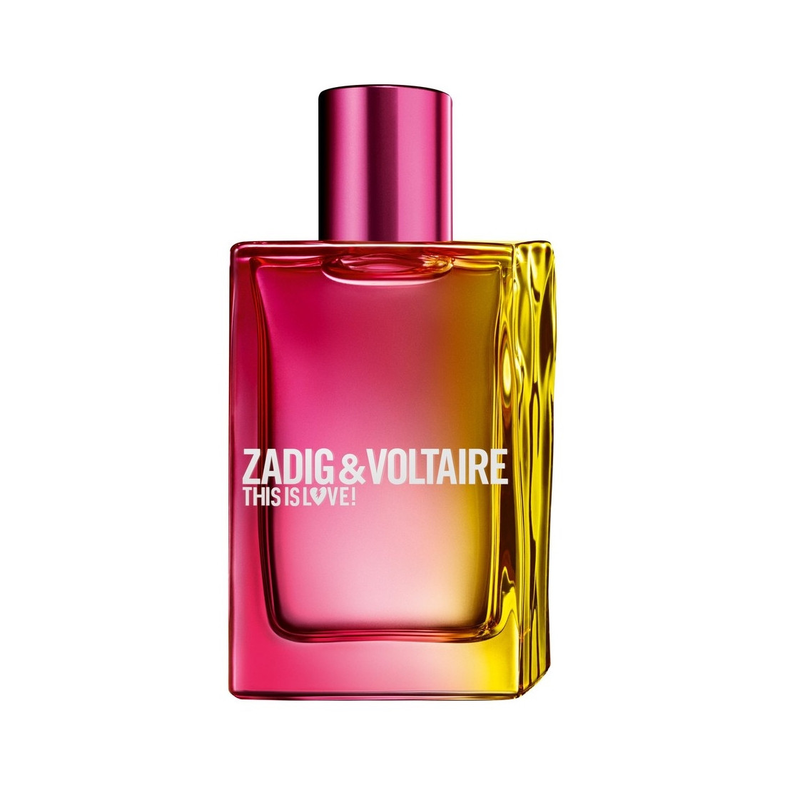 ZADIG & VOLTAIRE THIS IS LOVE 100ML EDT WOMAN