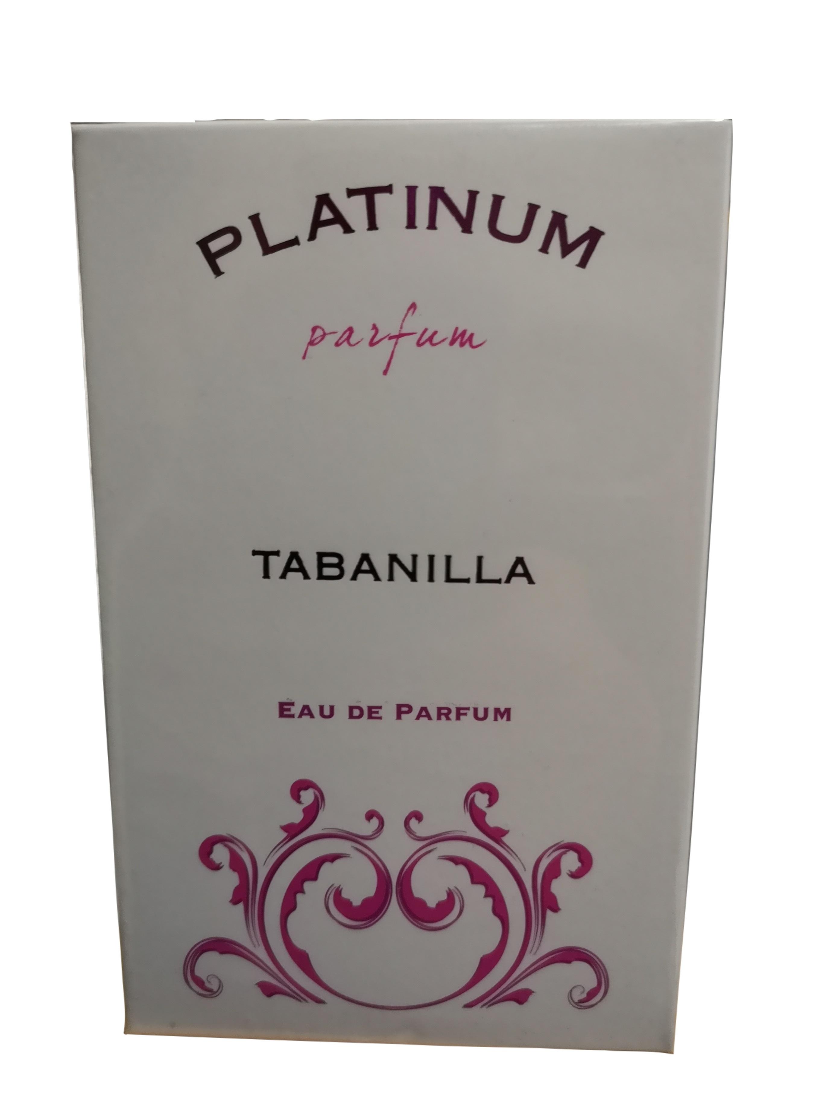 TOM FORD TABACCO VANILLE EDP 100ML PLATINUM EQUIVALENTE