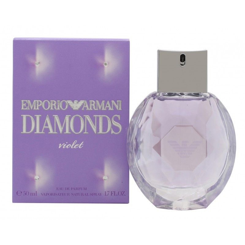 ARMANI DIAMONDS VIOLET EDP 50ML