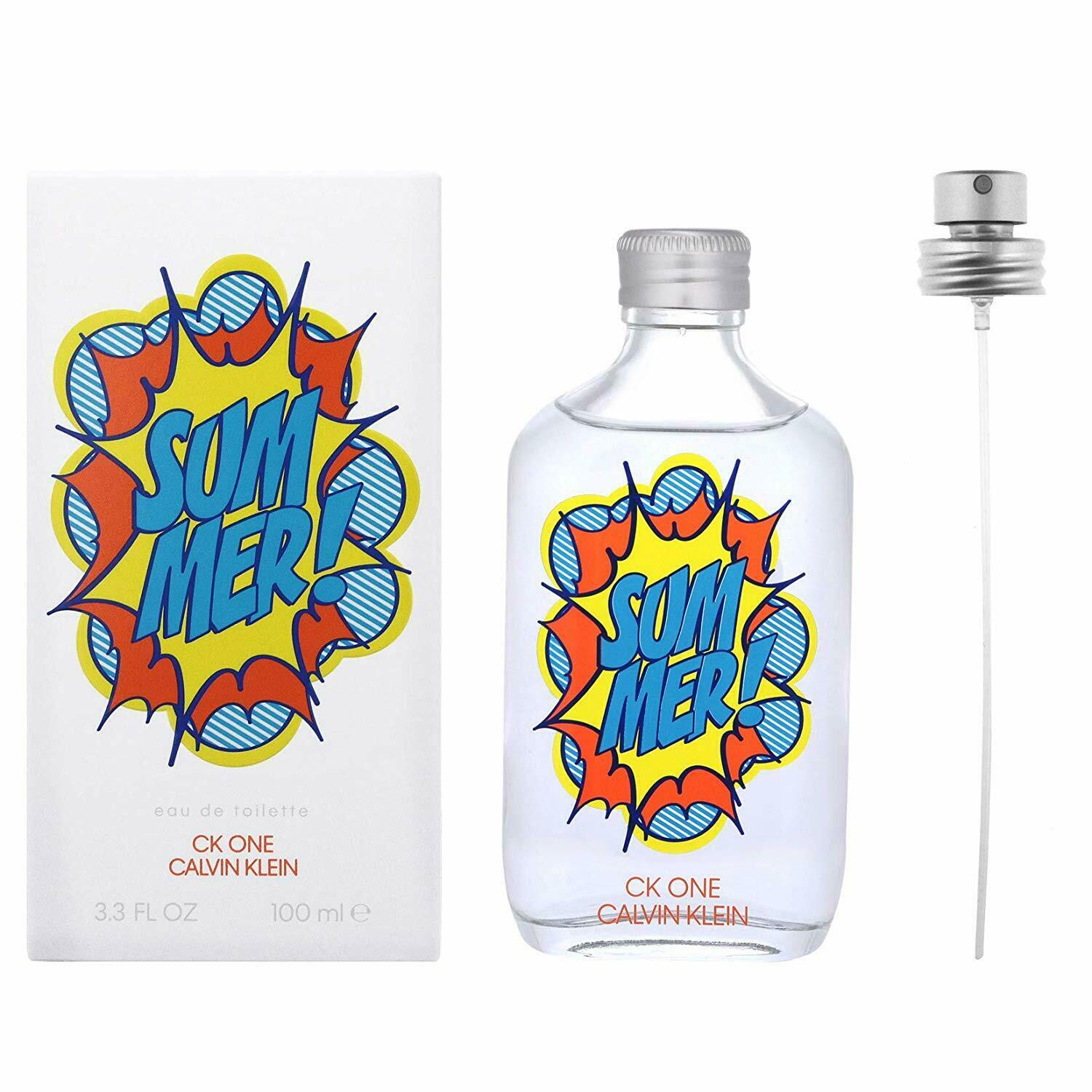 CK ONE SUMMER EDITION EDT 100ML
