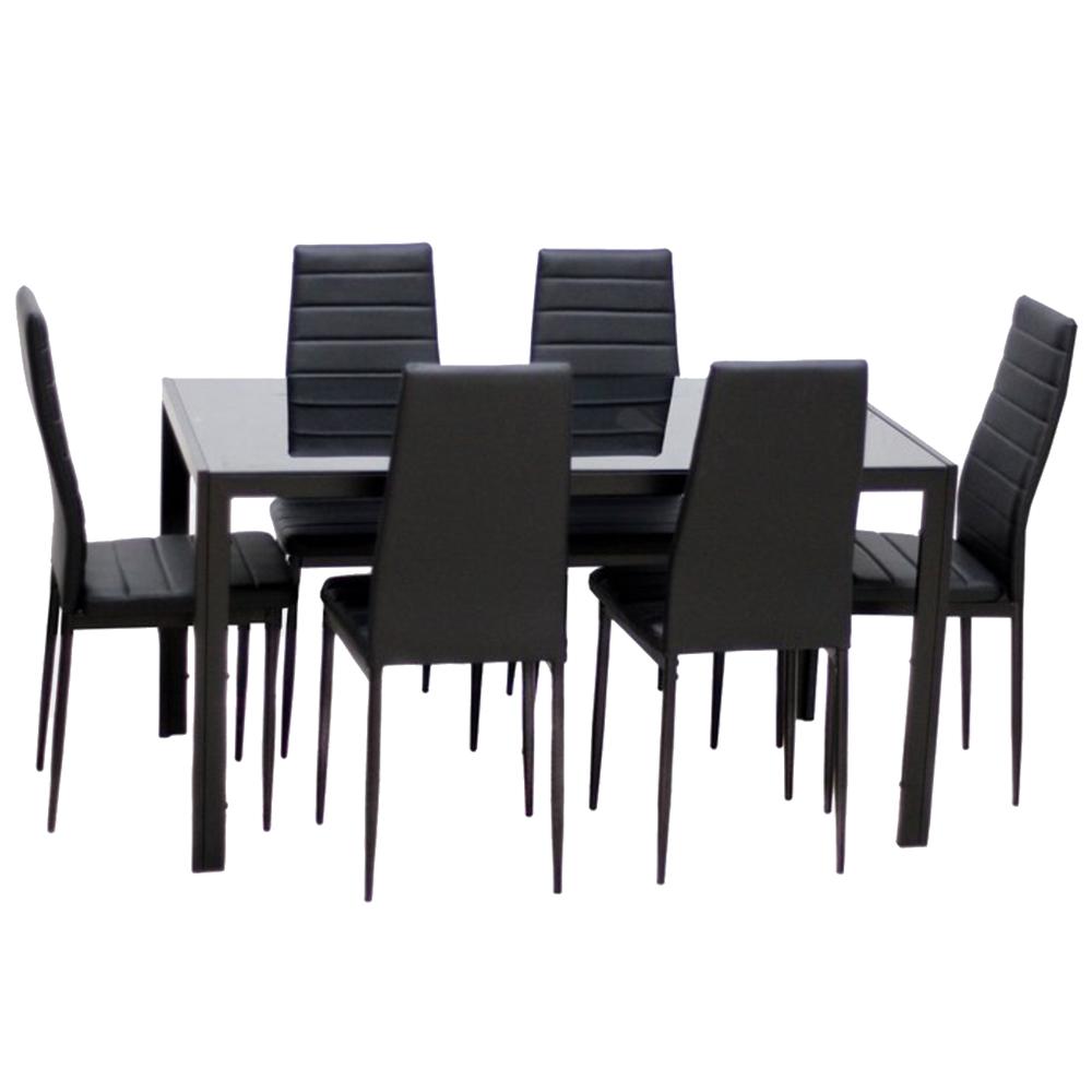 Comedor Arta 6s - Black