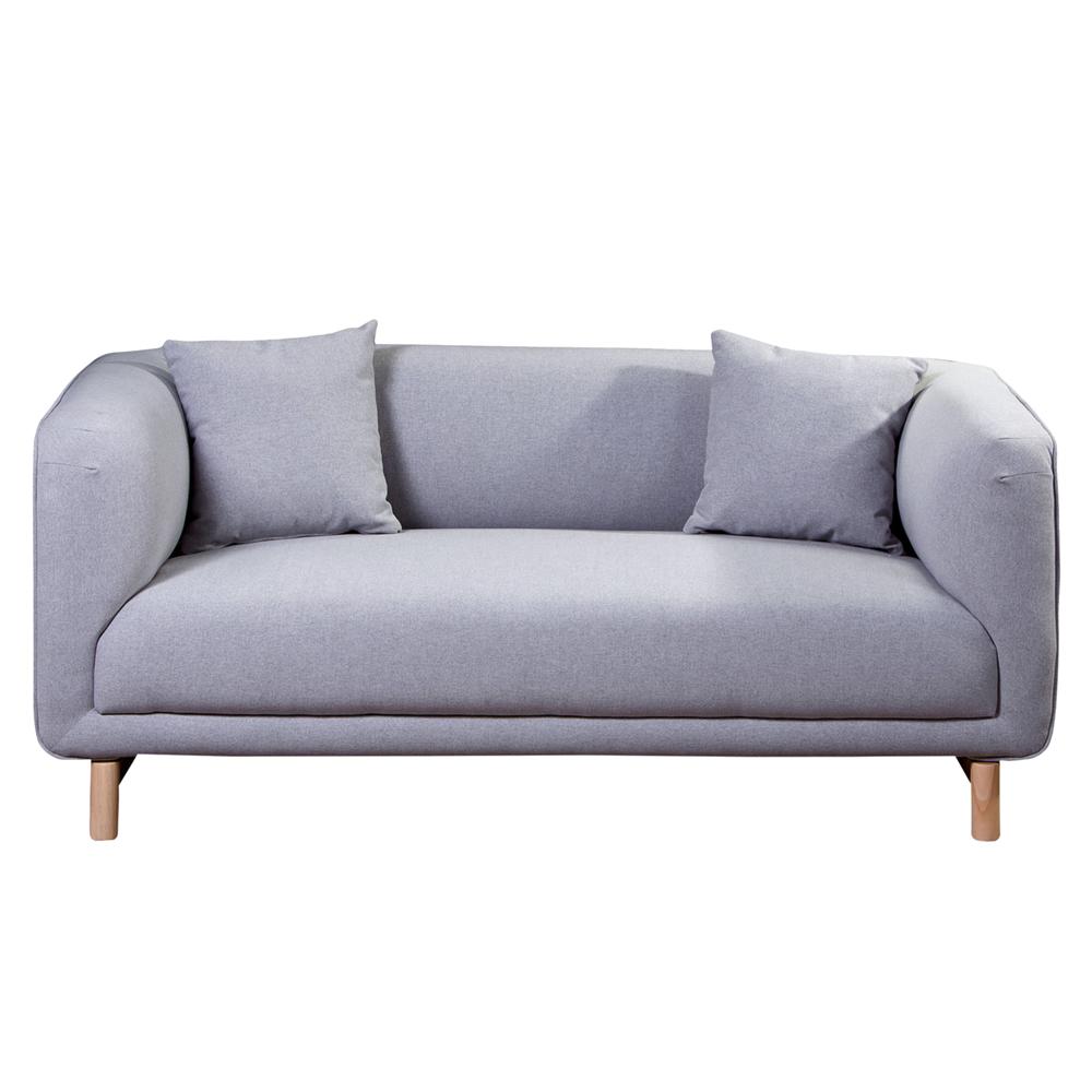 Sofa Antonia 2c Gris